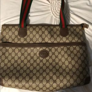 ♥️SALE ♥️Authentic vintage Gucci tote